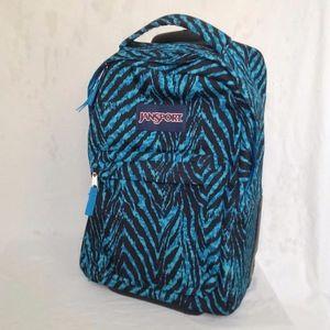 Jansport Rolling Backpack Animal Pattern